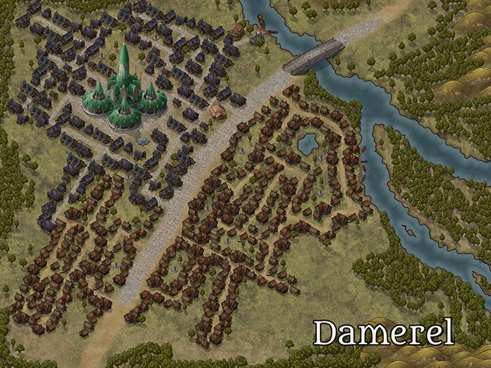 Damerel