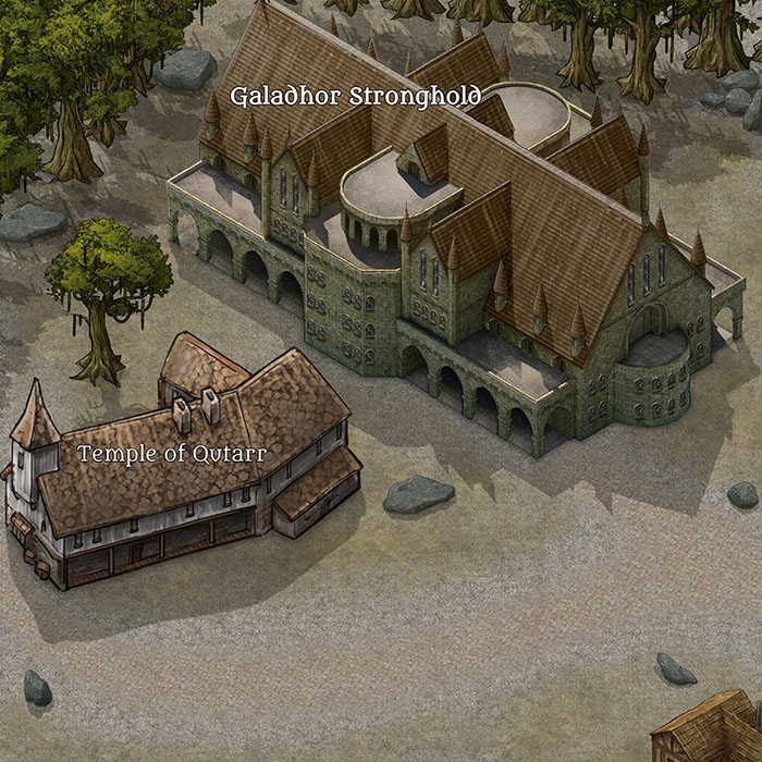 Galadhor Stronghold