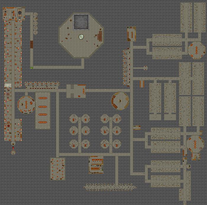 Castle Vaunting Prison