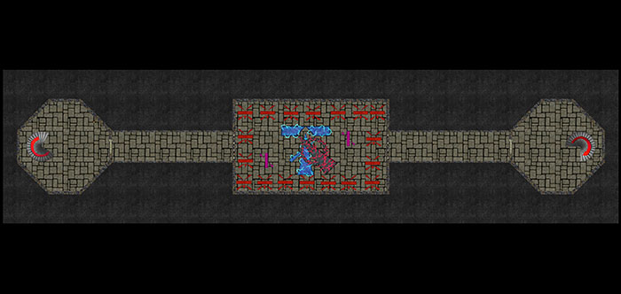 Bizeth Tower - Dungeon Level 2