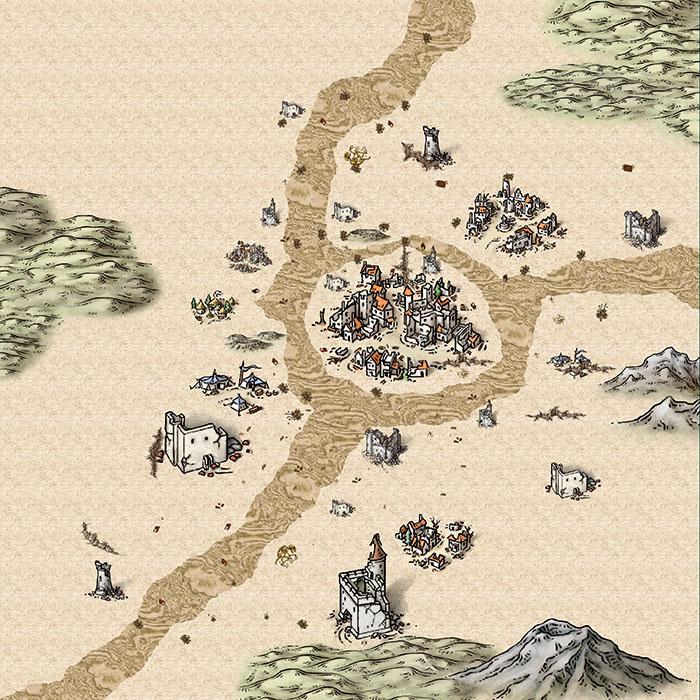 Ruined Settlement