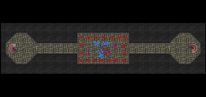 Bizeth Tower - Dungeon Level 2